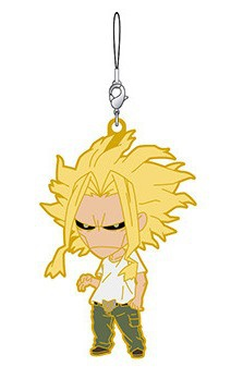 главная фотография Nendoroid Plus ~Boku no Hero Academia~ Trading Rubber Strap: All Might True Form