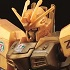 HGCE HGUC ZGMF-X10A Freedom Gundam Revive Ver. Gold Color Ver. (7-Eleven Colors)