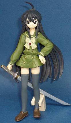 главная фотография SR Series Shakugan no Shana: Shana in uniform with sword Ver.