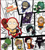 фотография One Punch Man Buralink Rubber Strap Collection: Puri-Puri Prisoner
