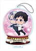 фотография Yuri on Ice Toji Colle Acrylic Keychain Vol.2: Yuri Katsuki & Victor