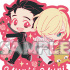 Yuri!!! on Ice Rubber Strap RICH: Yuri Katsuki & Yuri Plisetsky