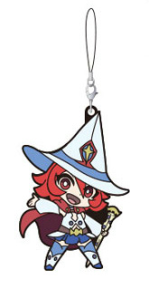 главная фотография Little Witch Academia Trading Rubber Strap: Shiny Chariot