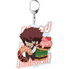фотография Blood Blockade Battlefront Deka Keychain PuniChara Sweets ver.: Klaus von Reinherz