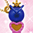 20th Anniversary Bishoujo Senshi Sailor Moon Die-Cast Charm 3: Uranus Lip Rod