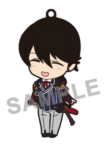 главная фотография Nendoroid Plus Rubber Strap Touken Ranbu -ONLINE-: Horikawa Kunihiro For I am Kane-san's Partner and Assistant Ver.
