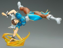 главная фотография Capcom Girls Collection Chun-Li Blue Ver.