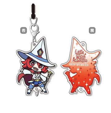 главная фотография Little Witch Academia Chain Collection: Chariot du Nord