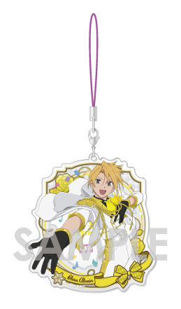 главная фотография Tales of Asteria x THE IDOLM@STER SideM Charafille Acrylic Strap: Cless Alvein