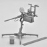 Little Armory (LD009) M2 Heavy Machine Gun (Anti-aircraft Gun)