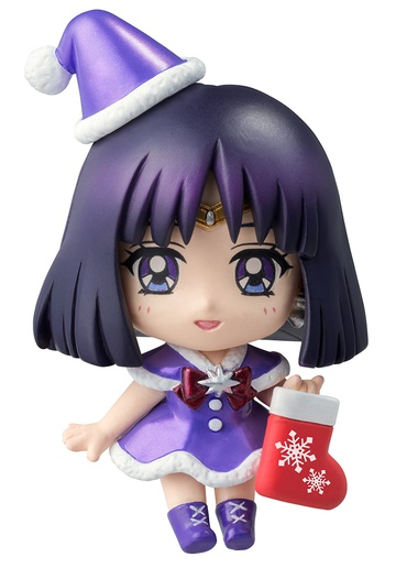 главная фотография Petit Chara! Sailor Moon Christmas Special External Solar System Warrior Edition: Sailor Saturn