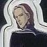 Legend of the Galactic Heroes Acryl Stand Figure: Paul von Oberstein