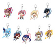 фотография Movie FAIRY TAIL -DRAGON CRY- Deka Keychain: Happy