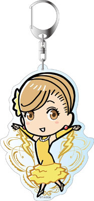 главная фотография Welcome to the Ballroom Deka Keychain: Mako Akagi