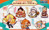 фотография MoguMogu One Piece Sanji's Kitchen -Brunch- Rubber Mascot: Nami