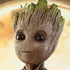 Movie Masterpiece Groot (Life-Size Figure)