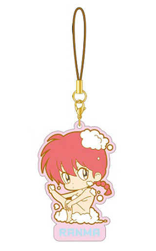 главная фотография Rumic Collection Rubber Strap Collection 3rd SEASON: Saotome Ranma