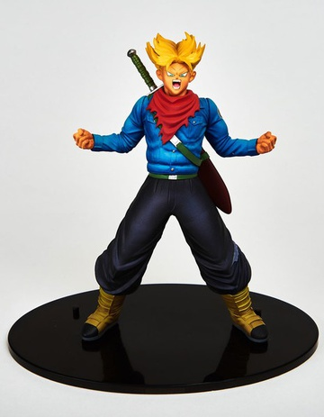 главная фотография Figure Colosseum SCultures Zoukei Tenkaichi Budoukai World Future Trunks SSJ