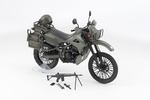 фотография Little Armory (LM002) JGSDF Reconnaissance Motorcycle DX Ver.