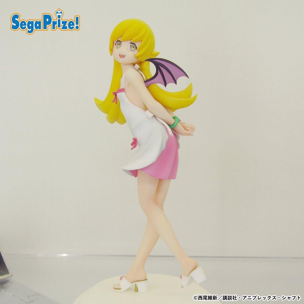 Version 2 Sega Monogatari Series Shinobu Oshino Premium Figure