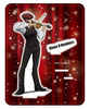 фотография Blood Blockade Battlefront Newly Illustrated Acrylic Stand: Klaus