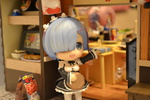 Rem invites to cafe