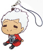 фотография Ichiban Kuji Fate/Stay Night [Heaven's Feel]: Nimoji Series Poya Archer Rubber Strap