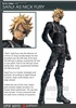 фотография MQ Resin One piece x The Avengers Series Sanji as Nick Fury