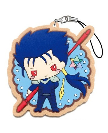главная фотография Fate/Grand Order Design Produced by Sanrio Icing Cookie Rubber Strap: Cú Chulainn