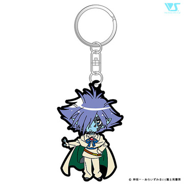 главная фотография Slayers Rubber Keychain: Zelgadis Greywords