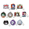 фотография Bungo Stray Dogs Retro Bag Keychain: Edgar Allan Poe