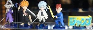 фотография Jump 50th Anniversary World Collectable Figure vol.6: Sakata Gintoki