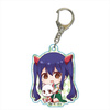 фотография Gyugyutto Acrylic Keychain FAIRY TAIL: Wendy Marvell & Charle