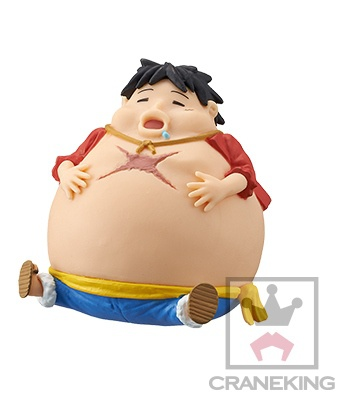 главная фотография One Piece World Collectable Figure -Whole Cake Island 1-: Monkey D. Luffy