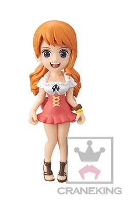 главная фотография One Piece World Collectable Figure -Whole Cake Island 1-: Nami