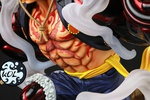 фотография Gear 4 King Kong Gun Luffy