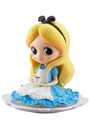 главная фотография Q Posket Sugirly Disney Characters: Alice Special Color Ver.