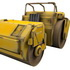 Super Action Statue Road Roller