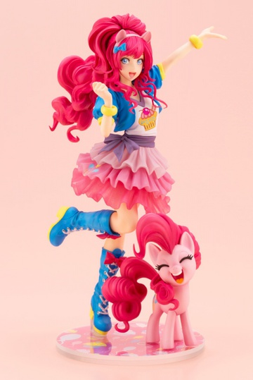 главная фотография MY LITTLE PONY Bishoujo Statue Pinkie Pie