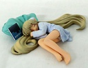 фотография K&M Chobits Collection Figure From Animation: Chii Oyasumi Ver.
