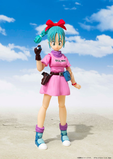 главная фотография S.H.Figuarts Bulma -Beginning of a Great Adventure Ver.