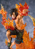 фотография Figuarts ZERO Chou Gekisen -Extra Battle- Portgas D. Ace Whitebeard Pirates 2nd Commander Ver.