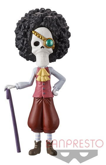главная фотография World Collectable Figure One Piece Stampede: Brook
