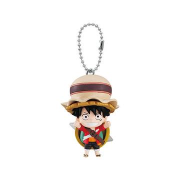 главная фотография ONE PIECE STAMPEDE swing: Monkey D. Luffy