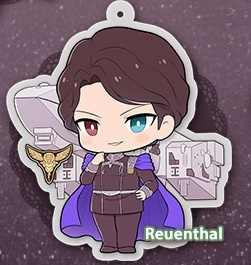главная фотография Legend of the Galactic Heroes charms: Oskar von Reuenthal