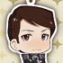 Legend of the Galactic Heroes Galactic Empire Charms: Oskar von Reuenthal