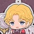 Legend of the Galactic Heroes charms: Wolfgang Mittermeyer
