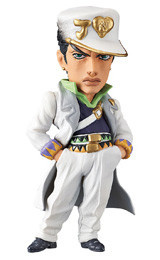 главная фотография Jojo no Kimyou na Bouken Diamond wa Kudakenai World Collectable Figure Vol.5: Kujo Jotaro