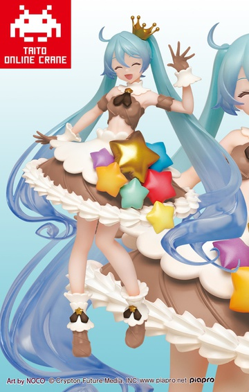 главная фотография Hatsune Miku Birthday 2020 Pop idol Ver. Taito Online Crane Limited