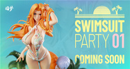 фотография Swimsuit Party Matsumoto Rangiku